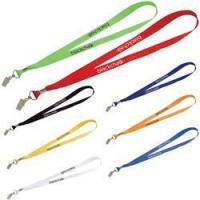 China Wide Budget Lanyards with Bulldog Clip - 3/4 on sale