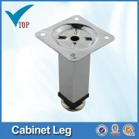Quality Adjustable metal caps for furniture legs for sale