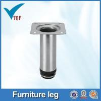 Quality Height adjustable chrome cabinet legs for sale