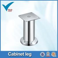 Quality Kitchen chrome furniture legs for sale