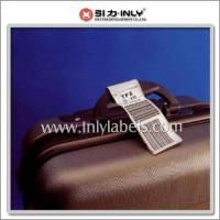 Quality Airline Thermal Baggage Tags for sale