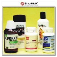 Quality Synthetic labels ( Medicine label, Adhesive labels) for sale