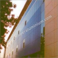 Quality Aluminium Structural Glazing for sale