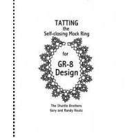 Tatting GR-8 Self Closing Mock Ring Design