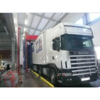 Buy cheap Standard Rollover Bus And Truck Wash Machine from wholesalers