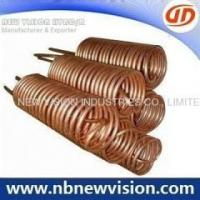 Quality Refrigeration Copper Pipe Coil for sale