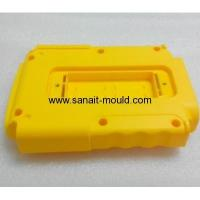 Quality Electronic parts yellow plastic injection molds p15062203 for sale