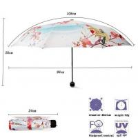 Quality 201685233943D Digital Printing full colored umbrella for sale