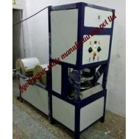 China Fully Automatic Double Roll Paper Dona Making Mach on sale