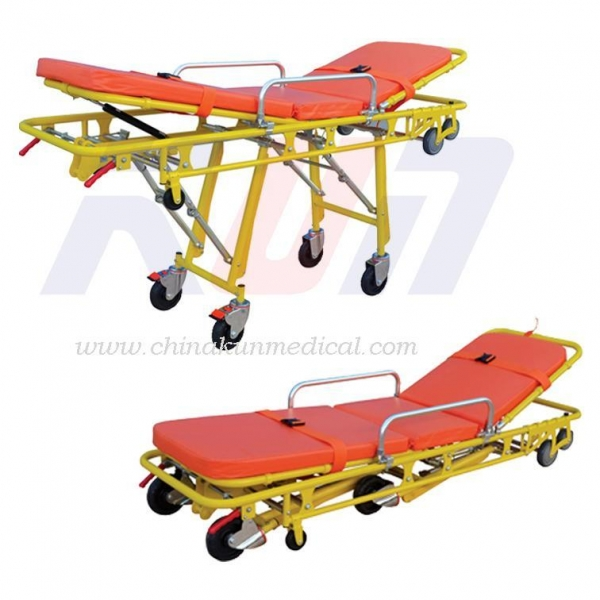 Buy S-3C1 Aluminum Alloy Stretcher for Ambulance Car at wholesale prices