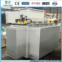 China 11kv 22kv 35kv 500 kva electrical transformer on sale