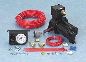 "Buy Firestone ""Heavy Duty"" Air Compressor - Level Command I w/ Single White Gauge at wholesale prices"