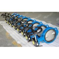 Buy cheap Wafer type centre-lined butterfly valve from wholesalers