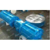 Buy cheap Pneumatic actuated wafer type butterfly valve from wholesalers