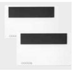 Buy SmartBuilding BCP-2 Barcode Card with Photo Flap and Mask, Code 39 at wholesale prices