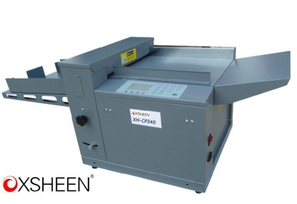 Buy XH-CP340 Digital automatic creasing and perforating machine at wholesale prices