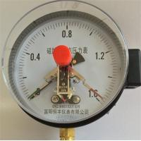 Quality Pressure Gauge Series YXC150(ZT) Magneto Electric Contact Pressure Gauge for sale