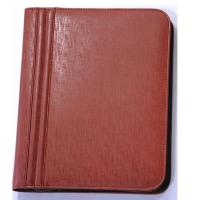 China PU simple document holder A4 size on sale