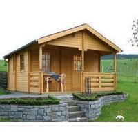 China Outdoor Wooden House on sale