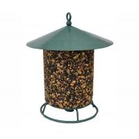Quality Pine Tree Farms 8007 Classic Seed Log Hanging Bird Feeder Made in the USA for sale