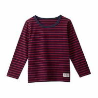 100% Cotton Pre-Dyed Striped T-Shirt