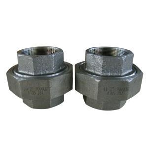 Buy ASTM A105 Union, MSS-SP-83, DN50, NPT at wholesale prices