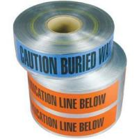 China Cheap Electric Cable Undergroud Detectable Warning Tape on sale
