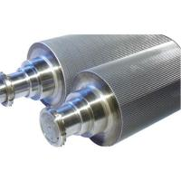 Quality Alloy steel corrugated roller for sale