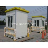 Quality Cheap Steel Cabin for Guardroom for sale