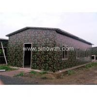 Quality Prefab Temporary Cabin for Workman for sale