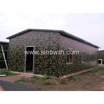 Buy Prefab Temporary Cabin for Workman at wholesale prices