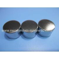 Quality N35 N38 N40 Permanent Disc Neodymium Magnet For Speakers for sale
