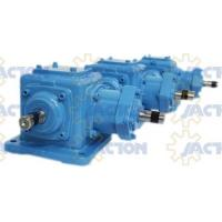 Buy cheap 25mm input and output shaft 90 degree gear drives from wholesalers