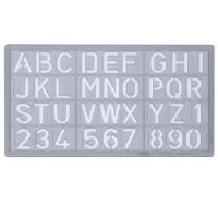 China P/1595_20mm / 3/4 inch LETTERING STENCIL on sale