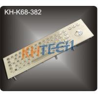 Quality Metal Panel Mount Keyboard for sale