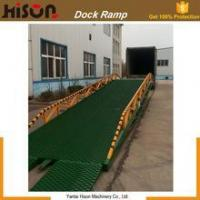 Buy cheap 2016 New adjustable mobile hydraulic loading dock ramp for forklift from wholesalers
