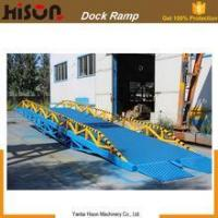 Buy cheap Mobile Dock ramp from wholesalers