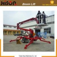 Buy cheap Trailer Mounted Boom Lift from wholesalers