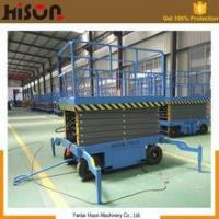 Buy cheap Hydraulic scissor lift table platform from wholesalers