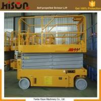 Buy cheap Electric self propelled scissor lift from wholesalers