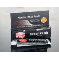 Quality 30Gr Super Numb Pain Relief Tattoo Numbing Cream for sale