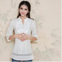 Blouse Product name:Sleeved Blouse 5