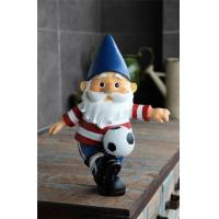 Quality resin santa play football for sale
