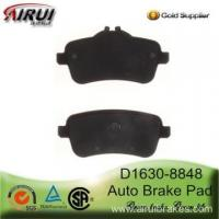 Quality D1630-8848 Rear Auto Brake Pad for 2012 Year Mercedes ML350 for sale