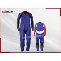 Quality The Latest Genuine Cow Racing Leather Suits RB-SK0001 for sale