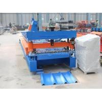 Quality Trapezoid roll forming machine Model No:22-210-630 for sale