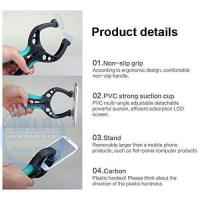 Quality LCD Screen double suction cup Opening Pliers Clamp Disassemble Repair Tools for sale