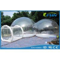 inflatable tent Hotel inflatable bubble lounge Product ID:IF-BT013
