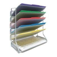 China 6-Tier Mesh Desk/Wall Organizer - Legal Size on sale