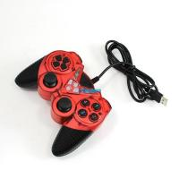 Quality USB 2.0 Double Shock GamePad Controller for sale